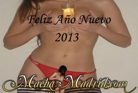 ¡Feliz año nuevo 2013!