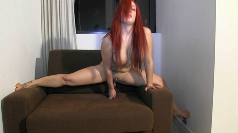 La tía flexible del porno español maeba madrid-4160