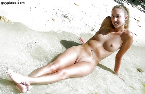 Adolescentes desnudas